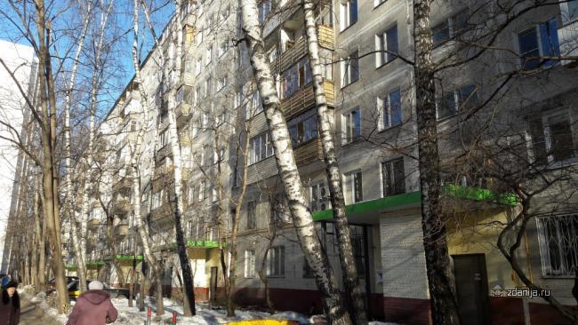 Москва, 15-я Парковая улица, дом 26, корпус 2, серия 1-515 (ВАО, район Восточное Измайлово)