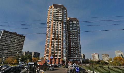 Москва, Мичуринский проспект, дом 80 (ЗАО, район Очаково-Матвеевское)