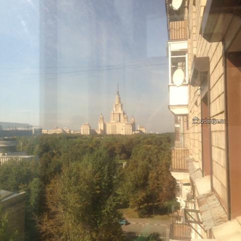 Москва, Университетский проспект, дом 9 (ЮЗАО, район Гагаринский)
