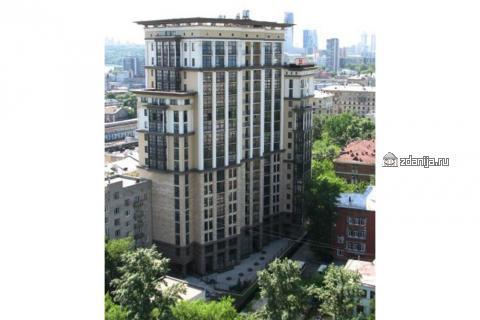 Москва, Дохтуровский переулок, дом 6 (ЗАО, район Дорогомилово)