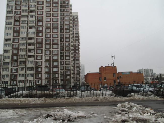 Москва, Сумской проезд, дом 8, корпус 3, Серия КОПЭ (ЮАО, район Чертаново Северное)