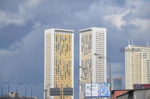 Москва, Хорошёвское шоссе, дом 16, корпус 2 (САО, район Хорошевский)