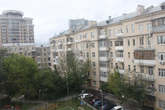 Москва, Новинский бульвар, дом 7 (ЦАО, район Арбат)