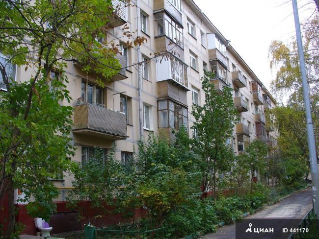 Москва, 2-я Владимирская улица, дом 28, корпус 1, Серия 1-510 (ВАО, район Перово)