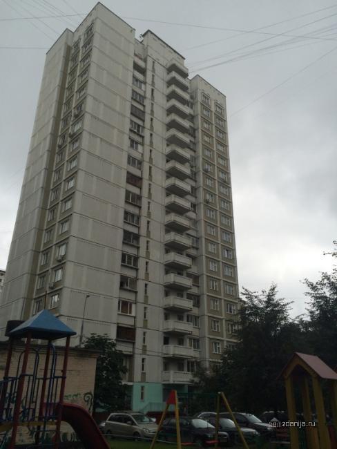 Москва, Коровинское шоссе, дом 23, корпус 2, Серия КОПЭ (САО, район Западное Дегунино)