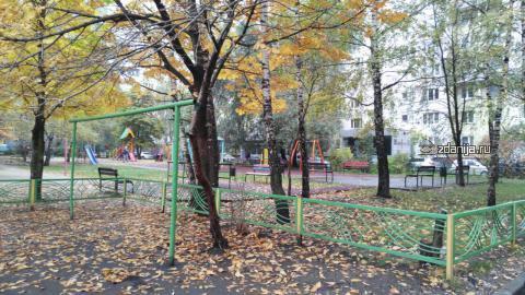 Москва, Таллинская улица, дом 6, Серия П-47 (СЗАО, район Строгино)