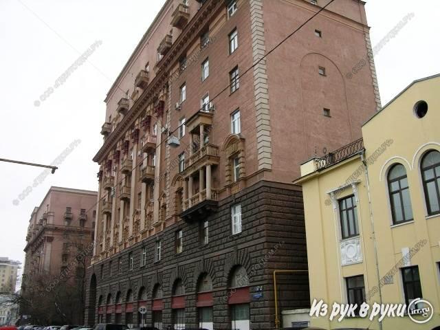 Москва, Гончарная улица, дом 38 (ЦАО, район Таганский)
