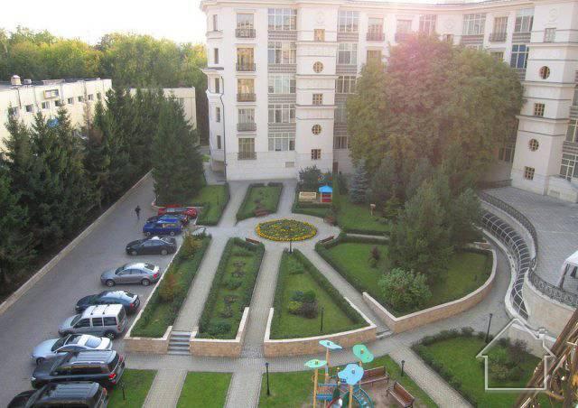 Москва, улица Косыгина, дом 19, корпус 1 (ЗАО, район Раменки)