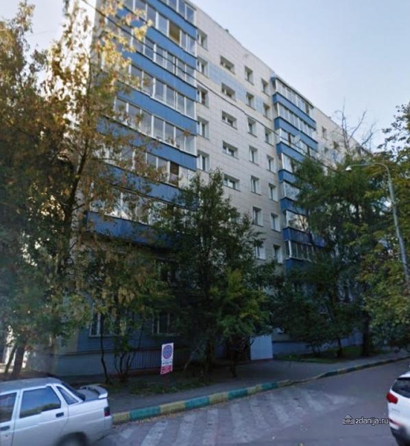 Москва, Очаковское шоссе, дом 19, корпус 2, серия 1-515 (ЗАО, район Очаково-Матвеевское)