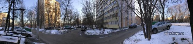Москва, Халтуринская улица, дом 14, корпус 1, Серия И209а (ВАО, район Преображенское)