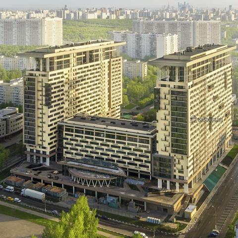 Москва, Новоясеневский проспект, дом 9 (ЮЗАО, район Ясенево)