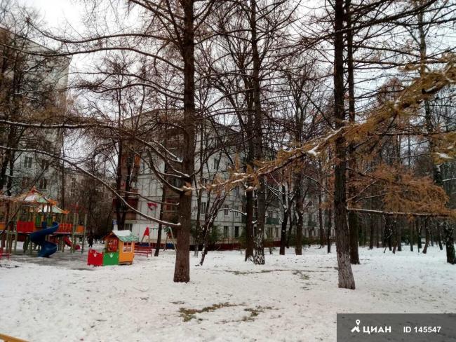 Москва, улица Юных Ленинцев, дом 82, Серия I-515 (ЮВАО, район Кузьминки)