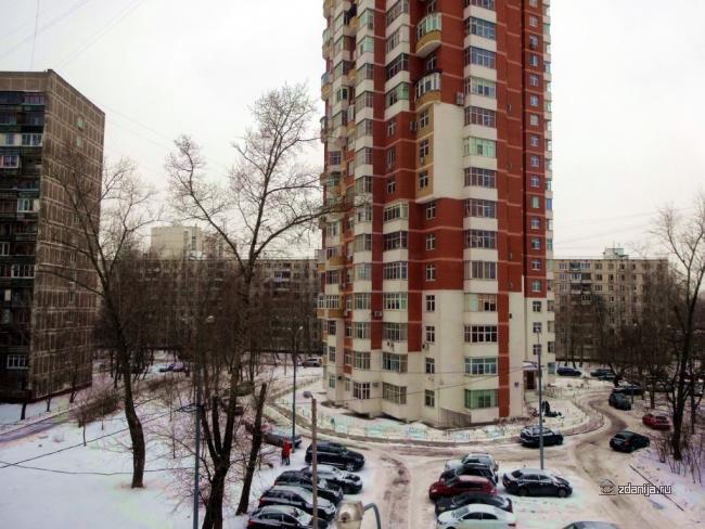 Москва, проезд Черского, дом 13 (СВАО, район Алтуфьевский)