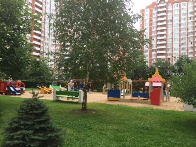 Москва, Мичуринский проспект, дом 11, корпус 2 (ЗАО, район Раменки)