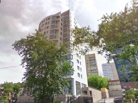 Москва, Саввинская набережная, дом 9 (ЦАО, район Хамовники)