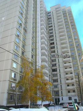 Москва, Дубравная улица, дом 46, Серия КОПЭ (СЗАО, район Митино)