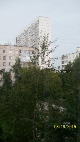 Москва, Днепропетровская улица, дом 3, корпус 3, Серия I-515 (ЮАО, район Чертаново Центральное)