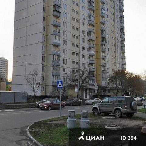 Москва, Хорошёвское шоссе, дом 64, корпус 2, Серия - П-3 (САО, район Хорошевский)