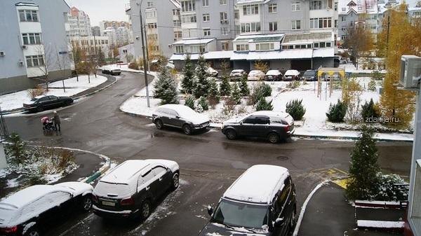 Москва, улица Рословка, дом 12, корпус 2 (СЗАО, район Митино)