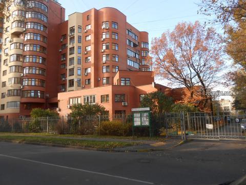 Москва, улица Хромова, дом 5, Апарт-комплекс «ReForm» (ВАО, район Преображенское)
