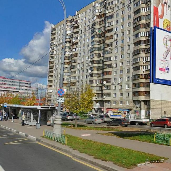 Москва, Пятницкое шоссе, дом 16, СЗАО, район Митино, серия п44, информация о доме