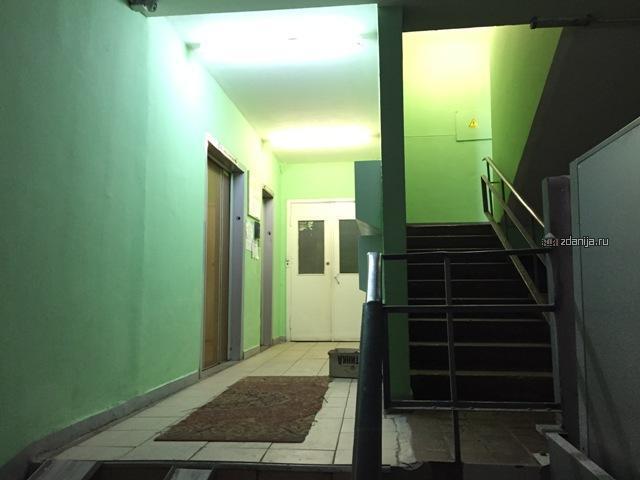Москва, улица Гиляровского, дом 48, Серия - П-3/16 (ЦАО, район Мещанский)