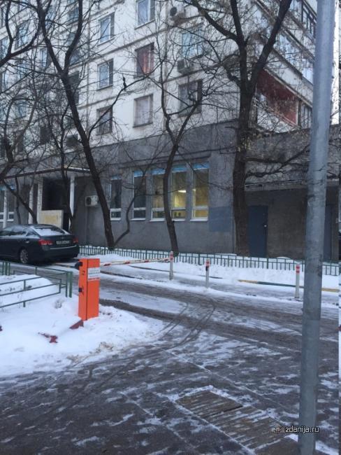 Москва, Большая Переяславская улица, дом 15, Серия II-57 (ЦАО, район Мещанский)