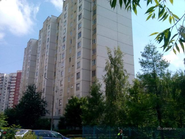 Москва, Суздальская улица, дом 12, корпус 5, Серия П-44 (ВАО, район Новокосино)