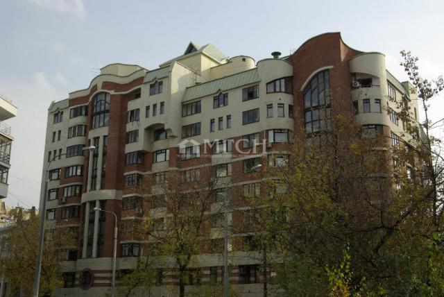 Москва, Весковский переулок, дом 2 (ЦАО, район Тверской)