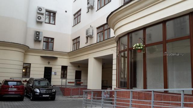 Москва, переулок Сивцев Вражек, дом 14 (ЦАО, район Арбат)