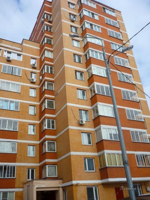 Москва, 4-й Красносельский переулок, дом 5 (ЦАО, район Красносельский)