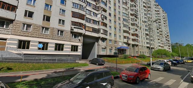 Москва, Новочерёмушкинская улица, дом 50, Серия П-44 (ЮЗАО, район Черемушки)