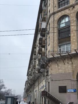 Москва, Ленинский проспект, дом 70/11 (ЮЗАО, район Гагаринский)