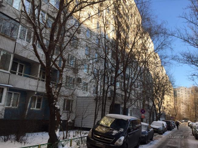 Москва, Строгинский бульвар, дом 26, корпус 2, Серия П-30 (СЗАО, район Строгино)