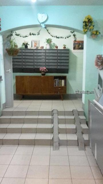 Москва, проезд Русанова, дом 7, Серия П-44т (СВАО, район Свиблово)
