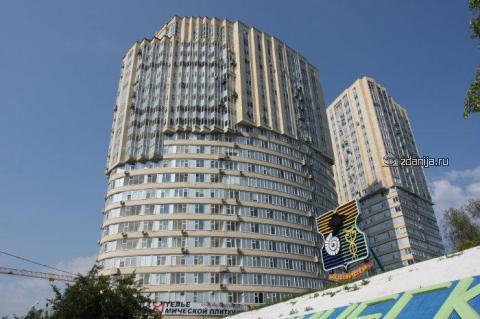 Москва, Нахимовский проспект, дом 56 (ЮЗАО, район Академический)