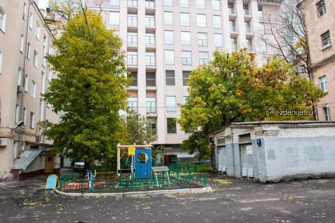 Москва, 4-я Тверская-Ямская улица, дом 25 (ЦАО, район Тверской)