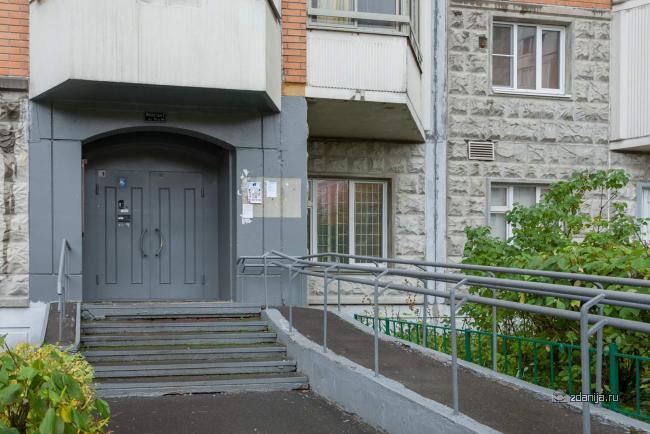 Москва, 15-я Парковая улица, дом 45, Серия П-44т (ВАО, район Северное Измайлово)