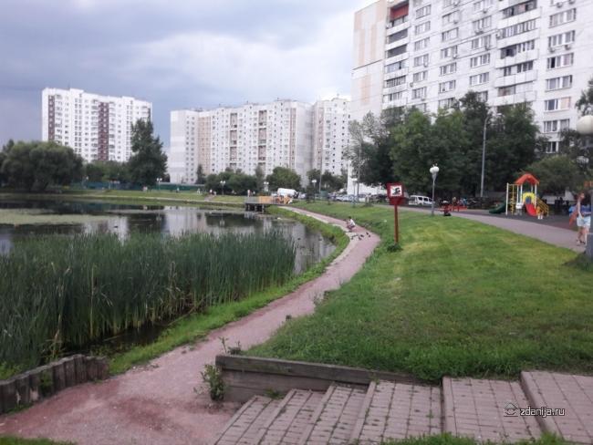 Москва, Ясный проезд, дом 7, Серия I-515 (СВАО, район Южное Медведково)