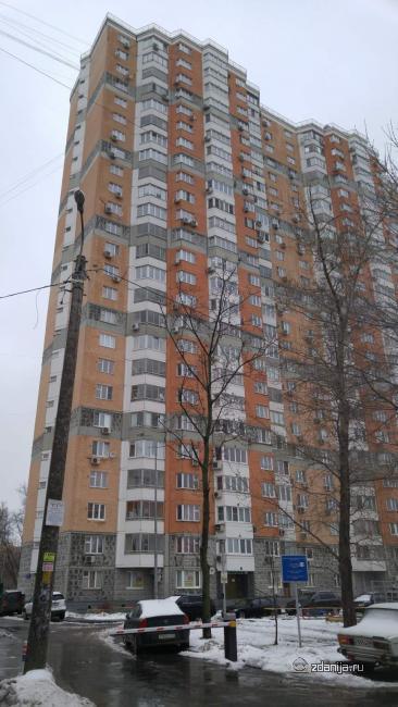Москва, Снежная улица, дом 19, корпус 2 (СВАО, район Свиблово)