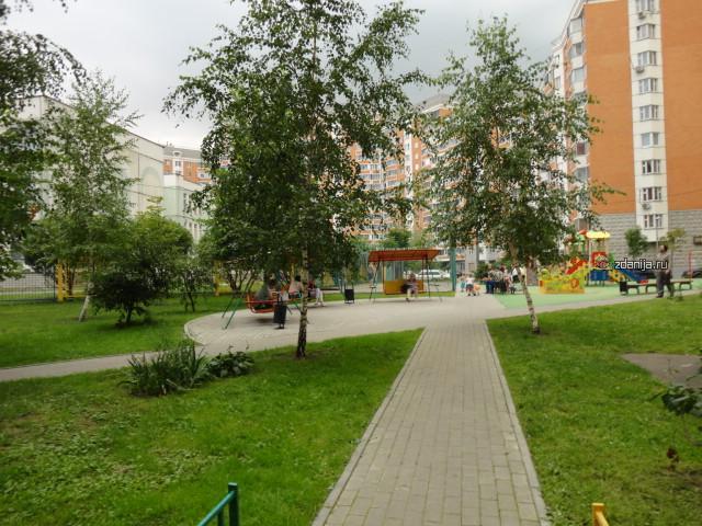 Москва, улица Дмитриевского, дом 23, Серия П-44т (ВАО, район Косино-Ухтомский)