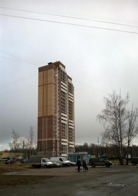 Москва, 9-я Северная линия, дом 23, корпус 1 (СВАО, район Северный)