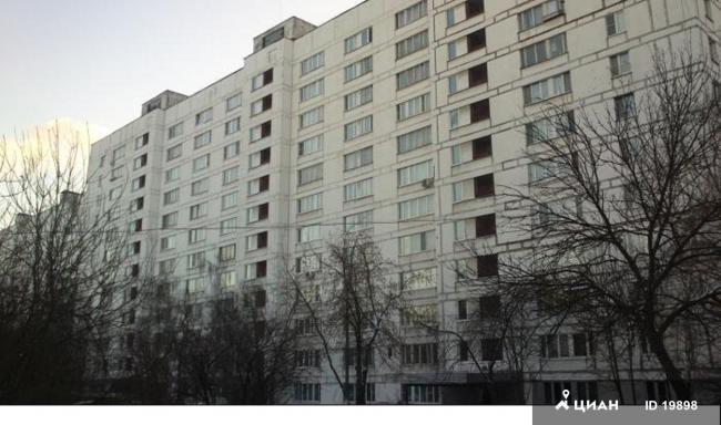 Москва, Челябинская улица, дом 23, корпус 2, Серия II-68 (ВАО, район Ивановское)