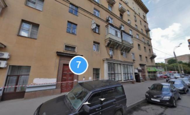 Москва, Большая Дорогомиловская улица, дом 7 (ЗАО, район Дорогомилово)
