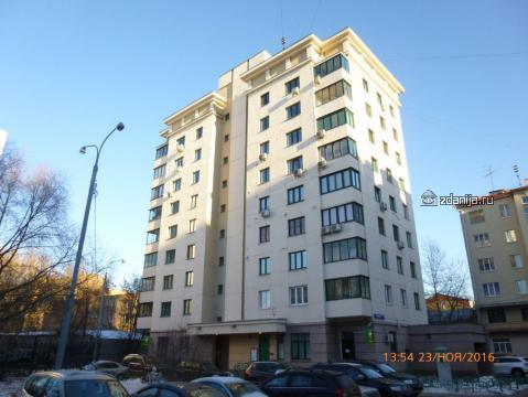 Москва, улица Красная Пресня, дом 36, строение 2 (ЦАО, район Пресненский)