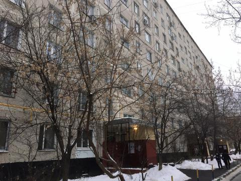 Москва, Зелёный проспект, дом 67, корпус 1, серия 1-515 (ВАО, район Новогиреево)