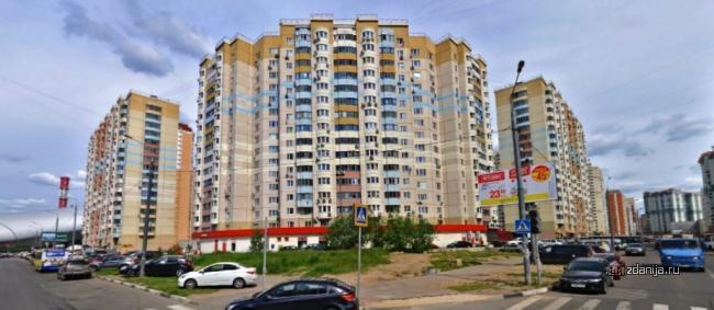 г Красногорск, б-р., Павшинский, дом 20