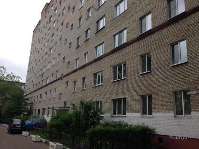 г. Балашиха, ул Карла Маркса, дом 15