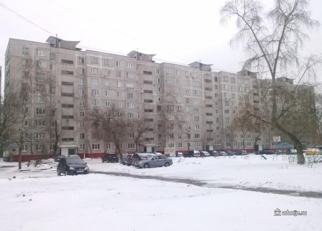 г. Электросталь, ул Тевосяна, дом 12 А