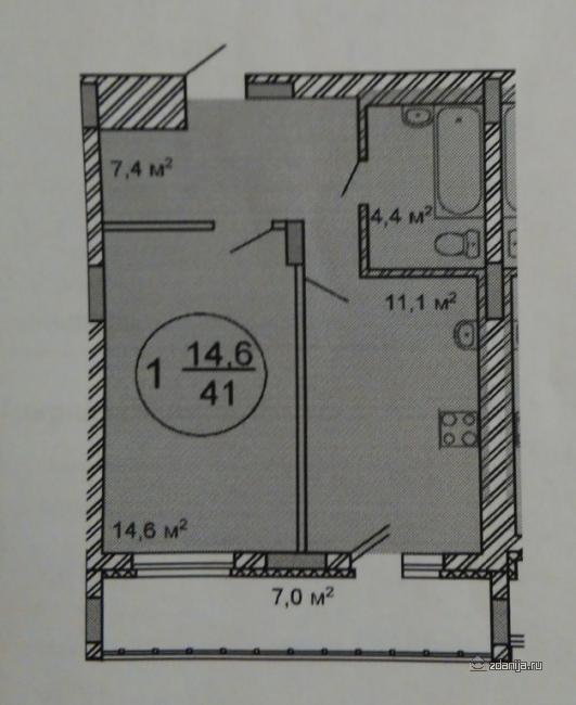 г. Люберцы, ул Гоголя, дом 54, корп. 1